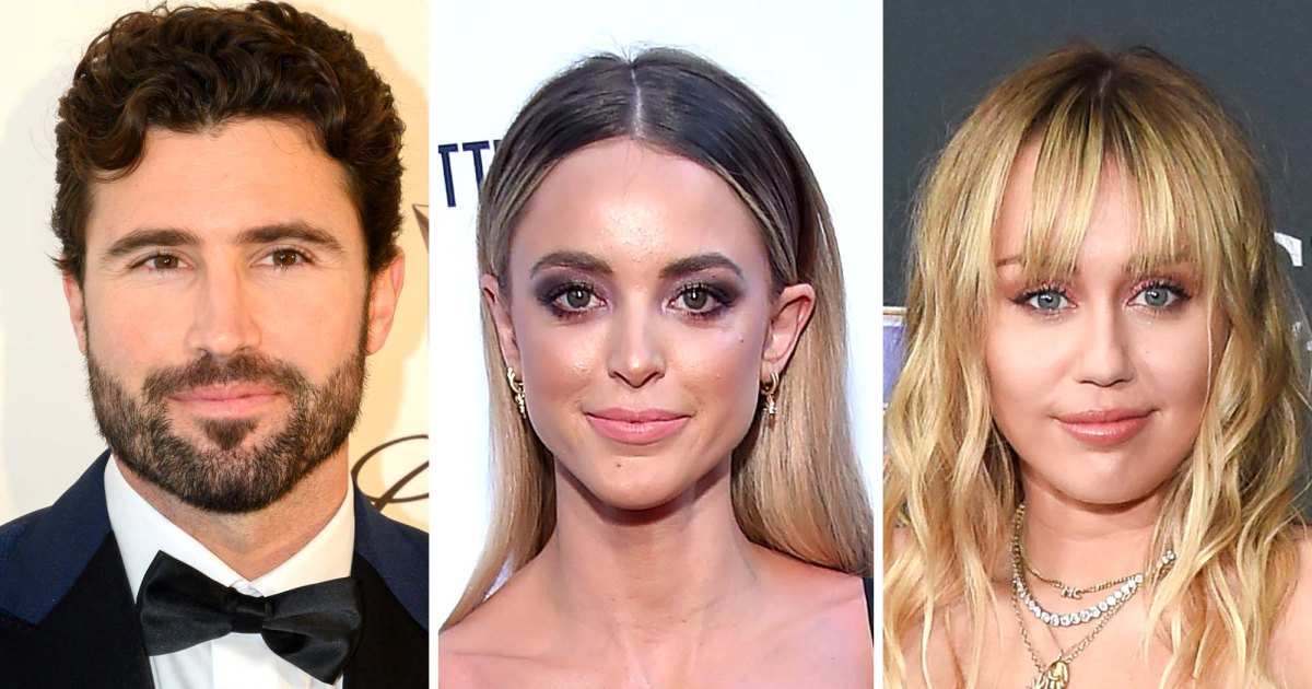 Brody Jenner Admits Ex Kaitlynn Carter Dating Miley Cyrus 'Was a Shock'