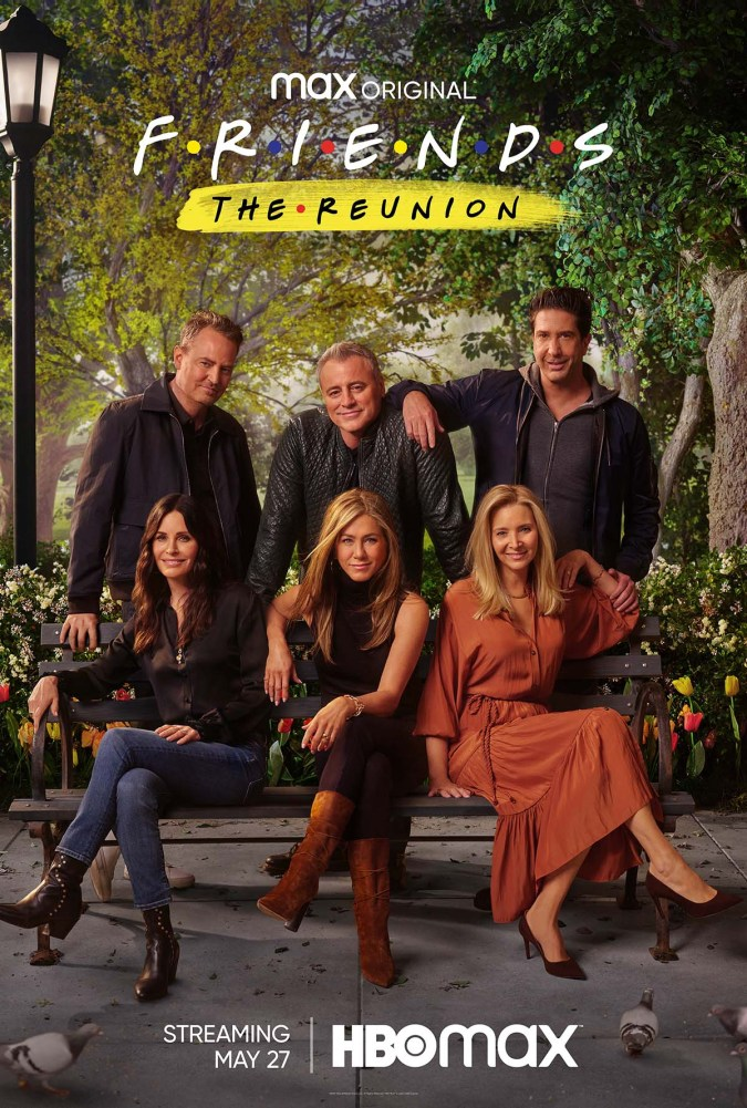Friends Reunion stream in India on ZEE 5 -could we Be more excited?