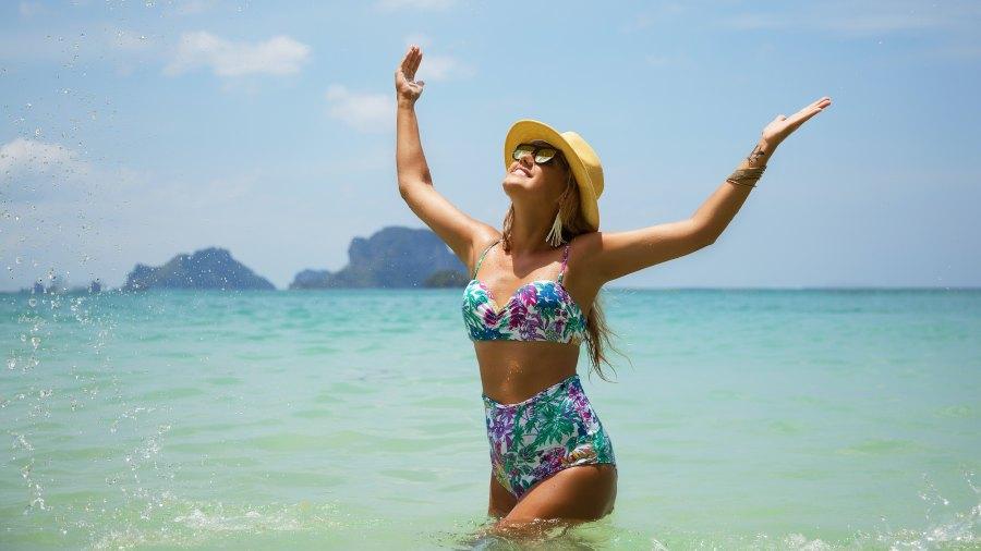 High-Waist-Bikini-Stock-Photo