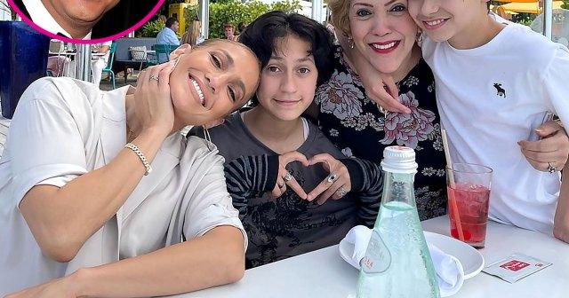 Jennifer Lopez Calls Her Kids Her 'Greatest Joy' While Celebrating 1st Mother's Day Since Alex Rodriguez Split.jpg