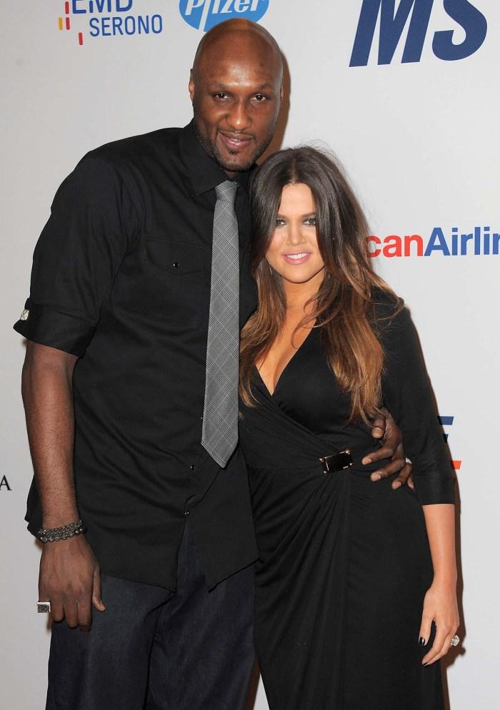 Lamar Odom révèle la position de son ex Khloe Kardashian après le divorce de 2013