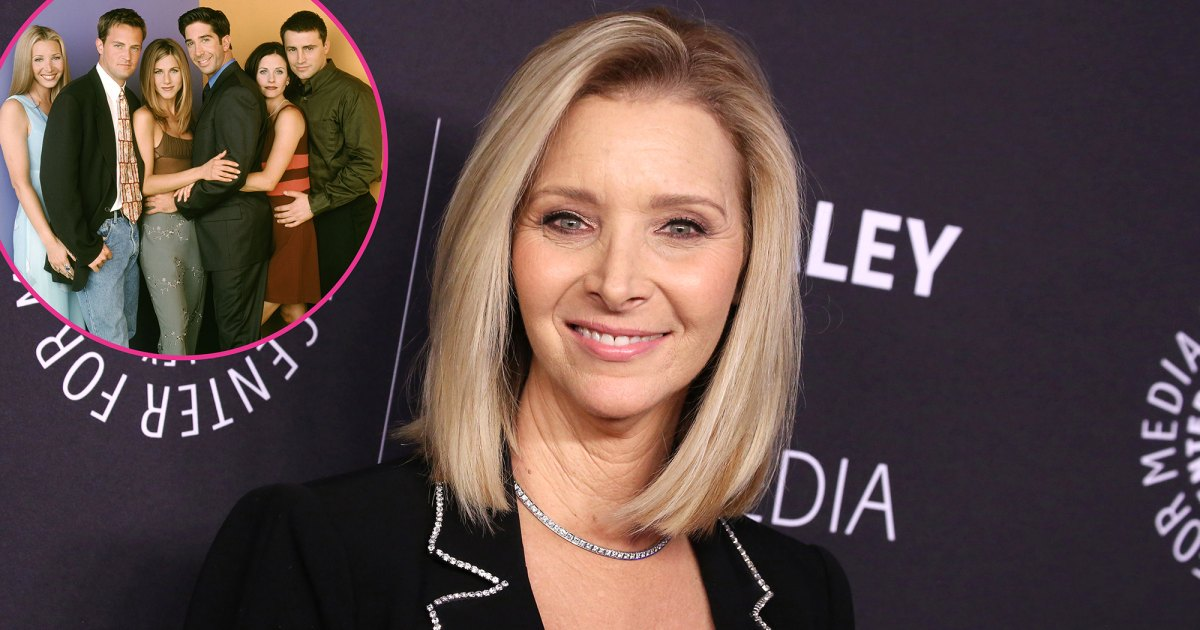 Lisa Kudrow Didn't Get Phoebe on 'Friends' Character Quiz