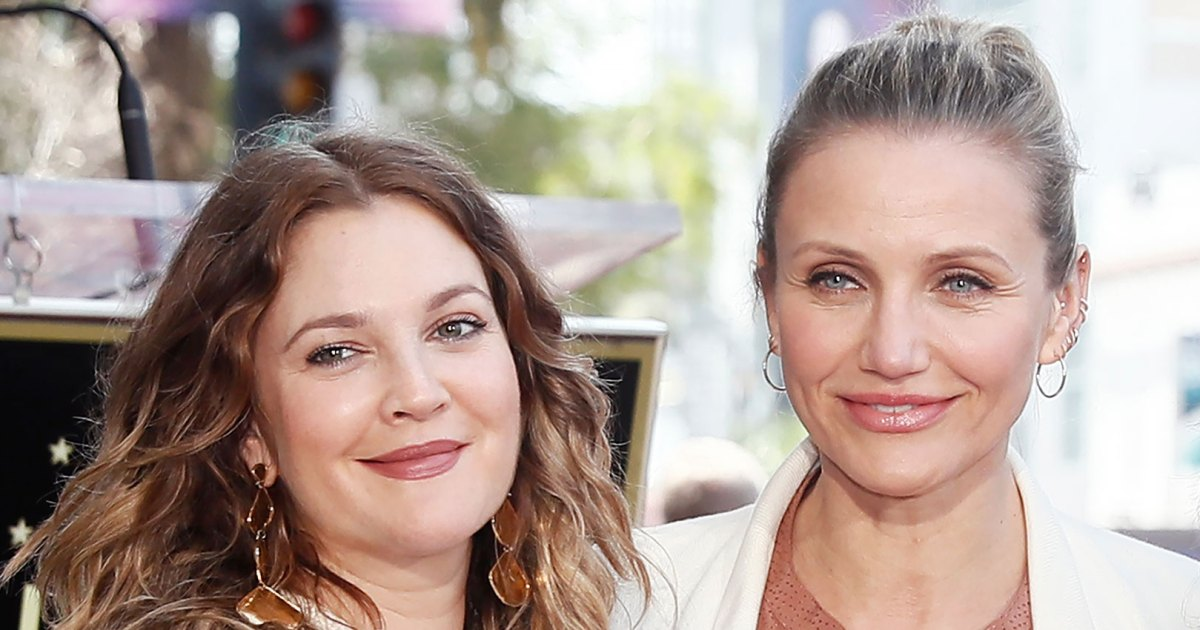Drew Barrymore's Shares How a 'Racy' Text to Cameron Diaz Accidentally Got Sent to a Teenager - Us Weekly