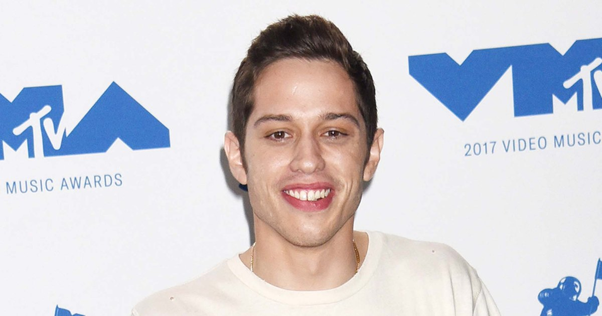 Pete Davidson Explains Why He's 'Burning Off' Some of His Tattoos