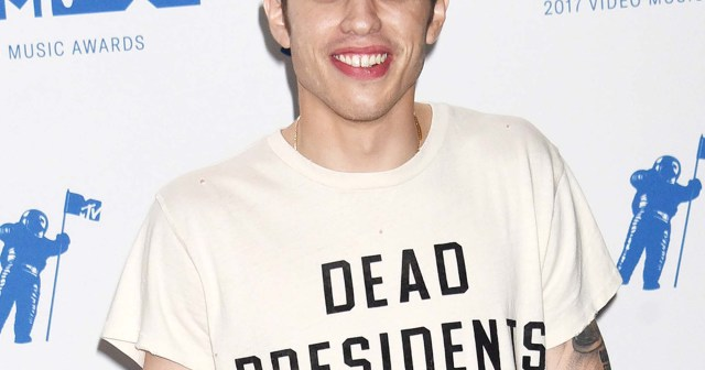 Pete Davidson Explains Why He's 'Burning Off' Some of His Many Tattoos.jpg
