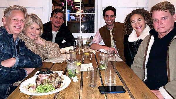 Tyler Cameron Spent Mothers Day With Martha Stewart GF Camila Kendra