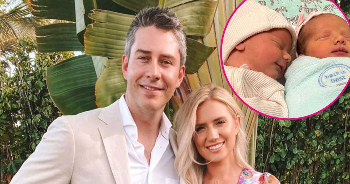 Arie Luyendyk Jr. Says His and Lauren Burnham's Baby Girl Twin Is Doing 'Much Better' After Having to Stay in the Hospital