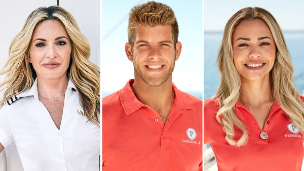 Below Deck's Kate Chastain Shades Jean-Luc Cerza Lanaux Amid Dani Soares Baby Drama