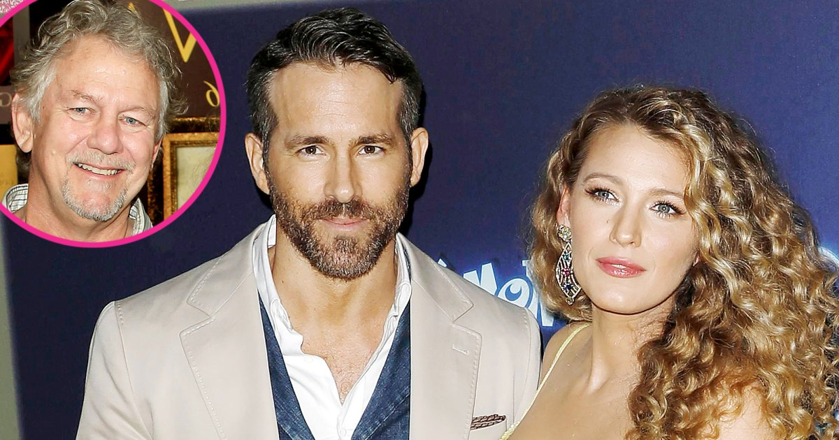 Photo of Blake Lively, Ryan Reynolds Pay Tribute to Her Dad Ernie After His Death