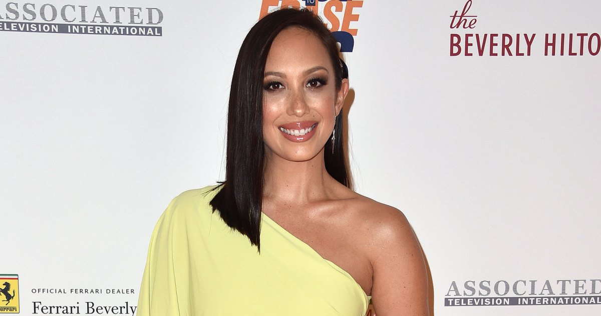 Cheryl Burke Says She Is 'Walking a Really Tight Rope at the Moment' to Maintain Her Sobriety - Us Weekly