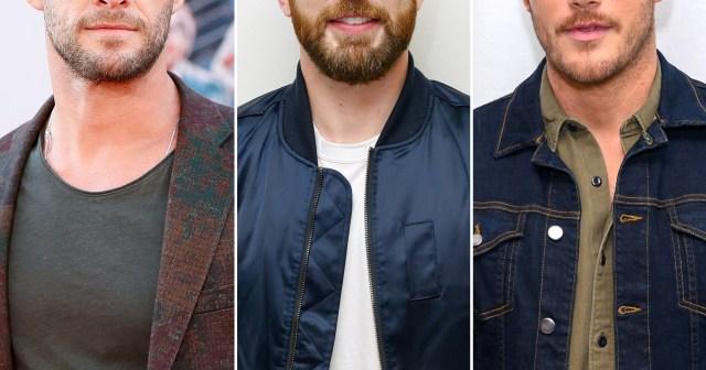 Chris Hemsworth Trolls Chris Evans With Chris Pratt Photo on 'Knives Out' Star's Birthday.jpg