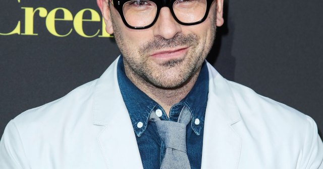 Dan Levy Has a 'Strange and Wonderful' Obsession With a $25 Skin-Shedding Foot Mask.jpg