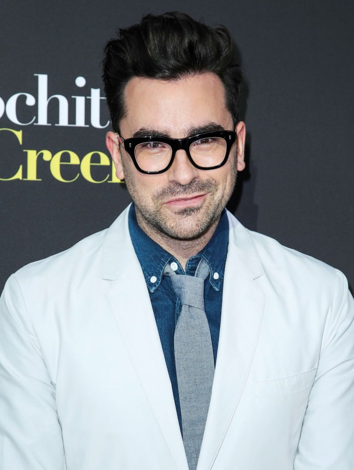Dan Levy Is Obsessed With This 'Disturbing' Skin-Shedding Foot Mask — Watch