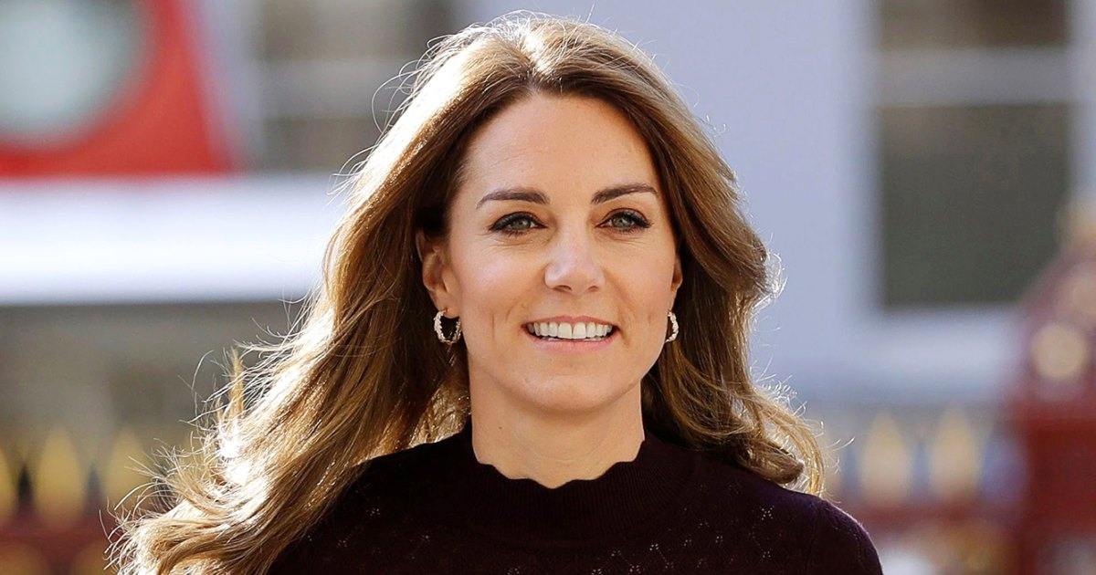 Kate Middleton Announces New Early Childhood Project