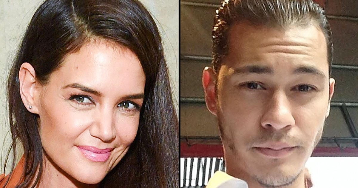 Katie Holmes sends love to her ex Emilio Vitolo Jr. 1 month after their separation