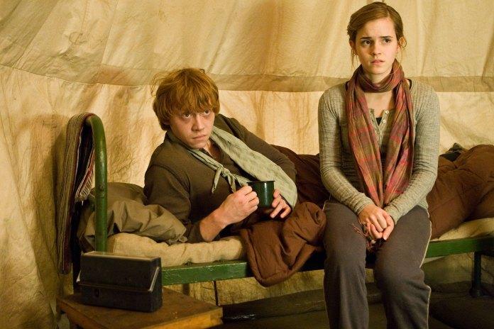Harry Potter Rupert Grint Emma Watson Evanna Lynch Exclusive Interview