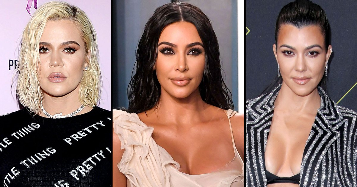 Khloe Kardashian Asks Kim Kardashian and Kourtney Kardashian for Tips on 'Bizarre' Surrogacy Process