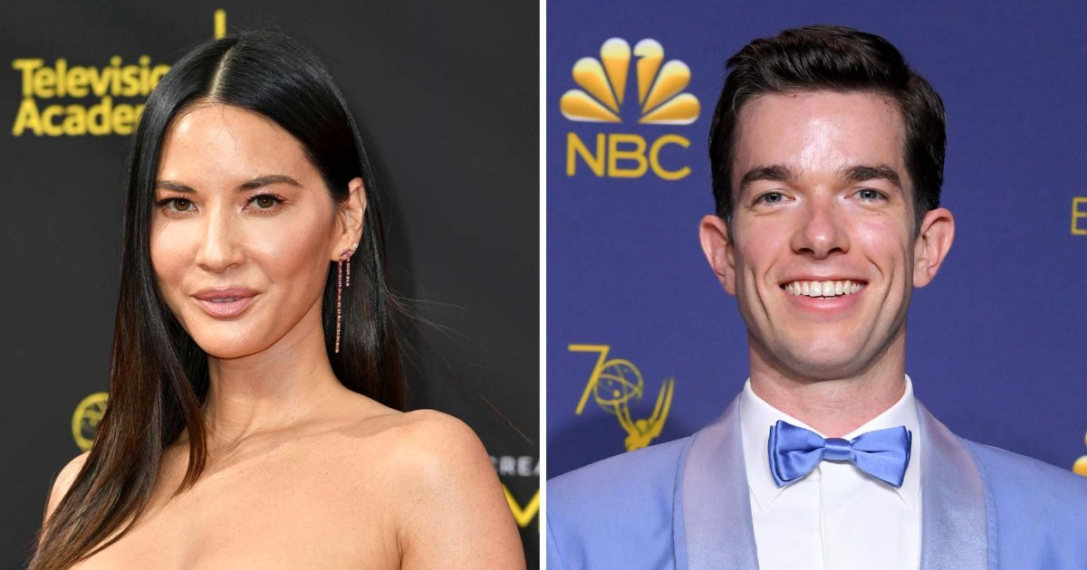 Baby on Board! Olivia Munn Is Pregnant, Expecting Her 1st Child With John Mulaney - Us Weekly