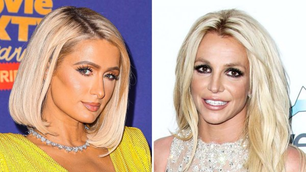 Paris Hilton Likes Tweets About Not Taking Britney Hearing Personally