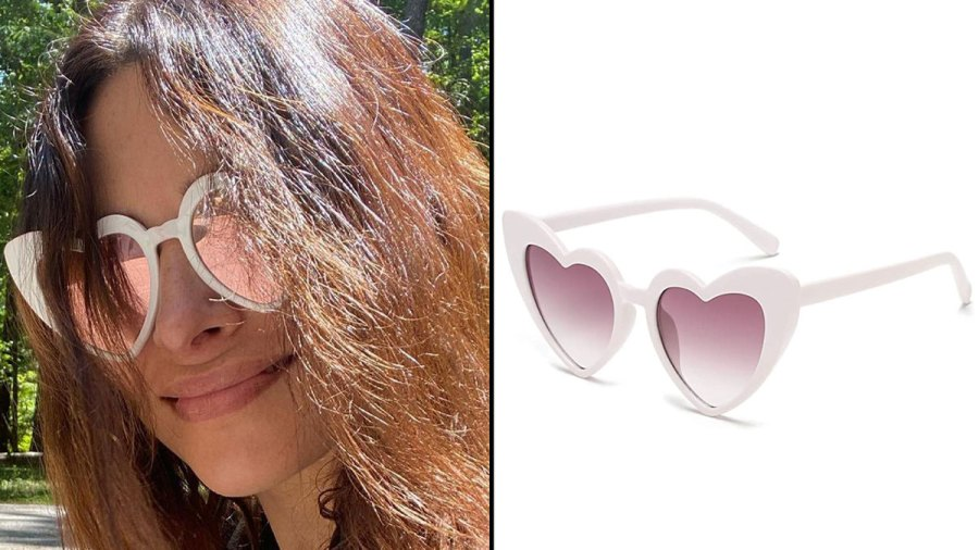 Scoop-up-SexLifes-Sarah-Shahi-White-Heart-Sunglasses-Style-for-8
