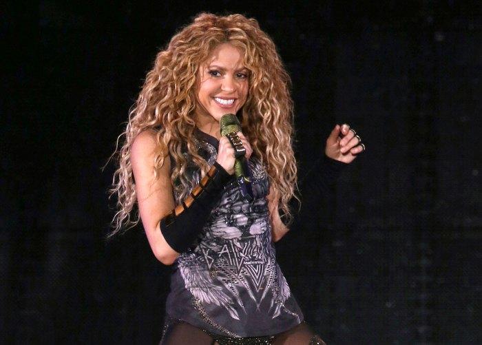 Shakira partage une photo rare d'elle et de Gerard Pique Son Sasha
