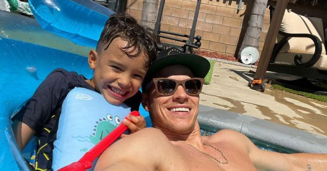 Ryan Dorsey's Sweetest Moments With His and Naya Rivera's Son Josey: Photos.jpg