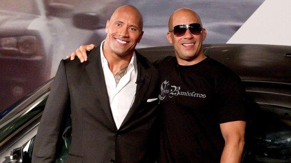 Vin Diesel Explains F9 Feud With The Rock Dwayne Johnson