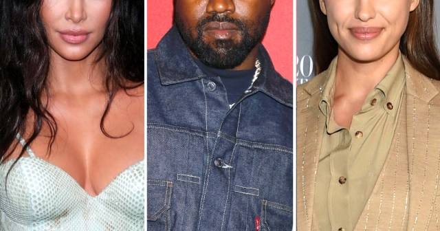 Kim Kardashian 'Knew' About Kanye West's Romance With Irina Shayk: She 'Doesn't Mind'.jpg