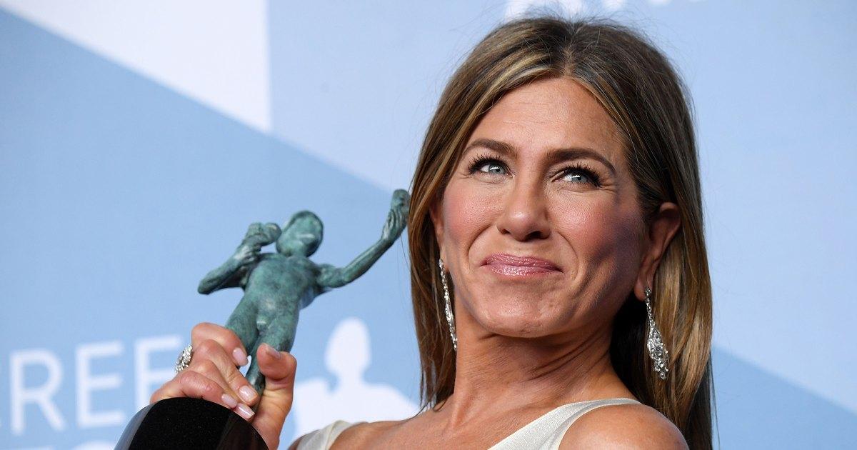 Jennifer Aniston's Skincare Secret? This Energizing $10 Rosewater Mist