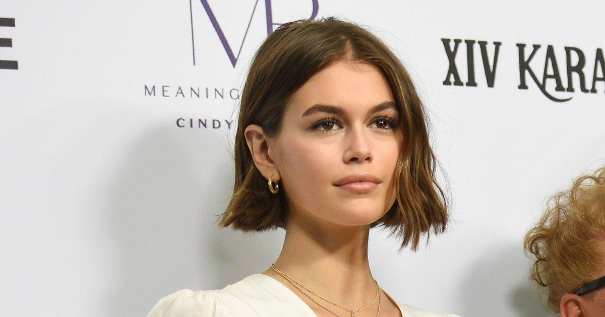 Kaia Gerber Says Paula's Choice Niacinamide Serum Saved Her Skin