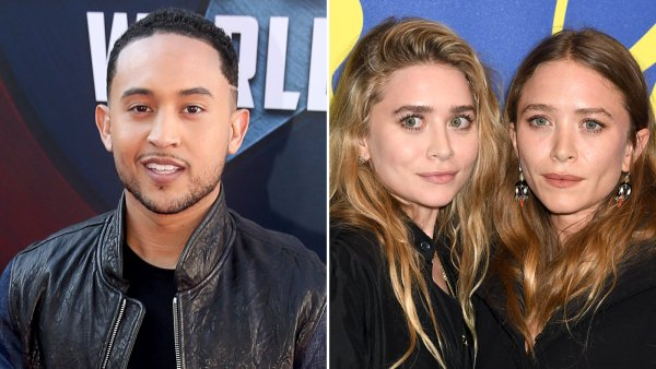 Tahj Mowry Reveals Last Time He Saw 'Full House' Costars Mary-Kate and Ashley Olsen