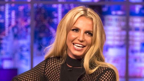 Britney Spears Strips Down in a Pair of Cutoffs