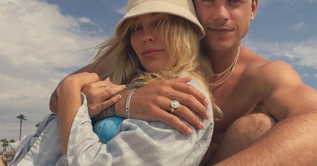 Cassie Randolph and Boyfriend Brighton Reinhardt Go Instagram Official Months After Colton Underwood Comes Out.jpg