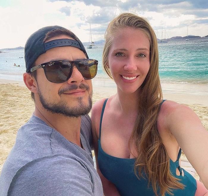 Challenges Jenna Compono Zach Nichols Welcome Their 1st Child
