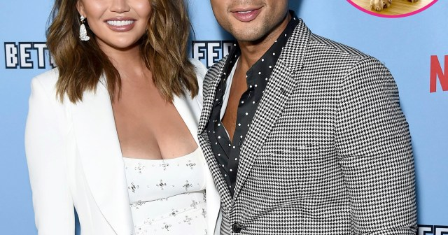 Chrissy Teigen and John Legend Get a New Puppy Named Pearl After Dog Pippa's Death.jpg