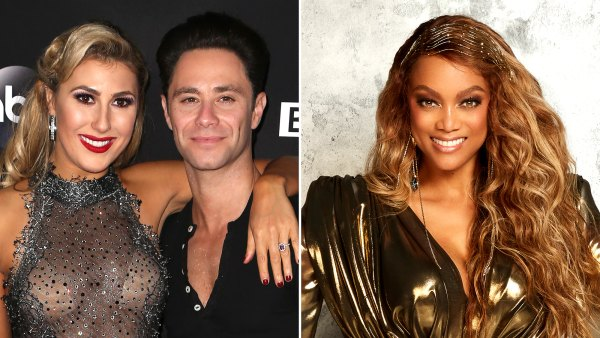 'DWTS' Pros Sasha Farber and Emma Slater Think Tyra Banks Seamlessly Took Over As Host