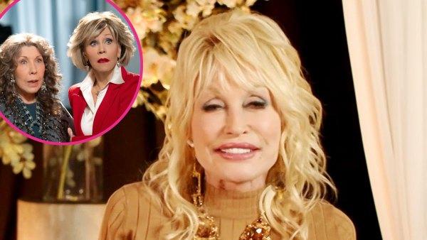 Dolly Parton Teases 9 5'Reunion Grace and Frankie Final Season