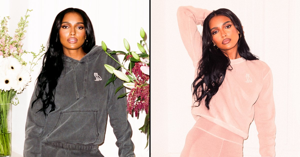 Drake Joins Jasmine Tookes For OVO Clothing Launch