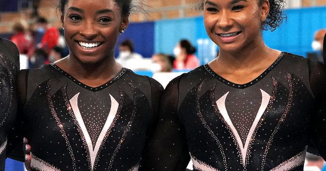 Team USA's Jordan Chiles Defends Simone Biles' Choice to Pull Out of Tokyo Olympics: She's My 'Ride or Die'.jpg