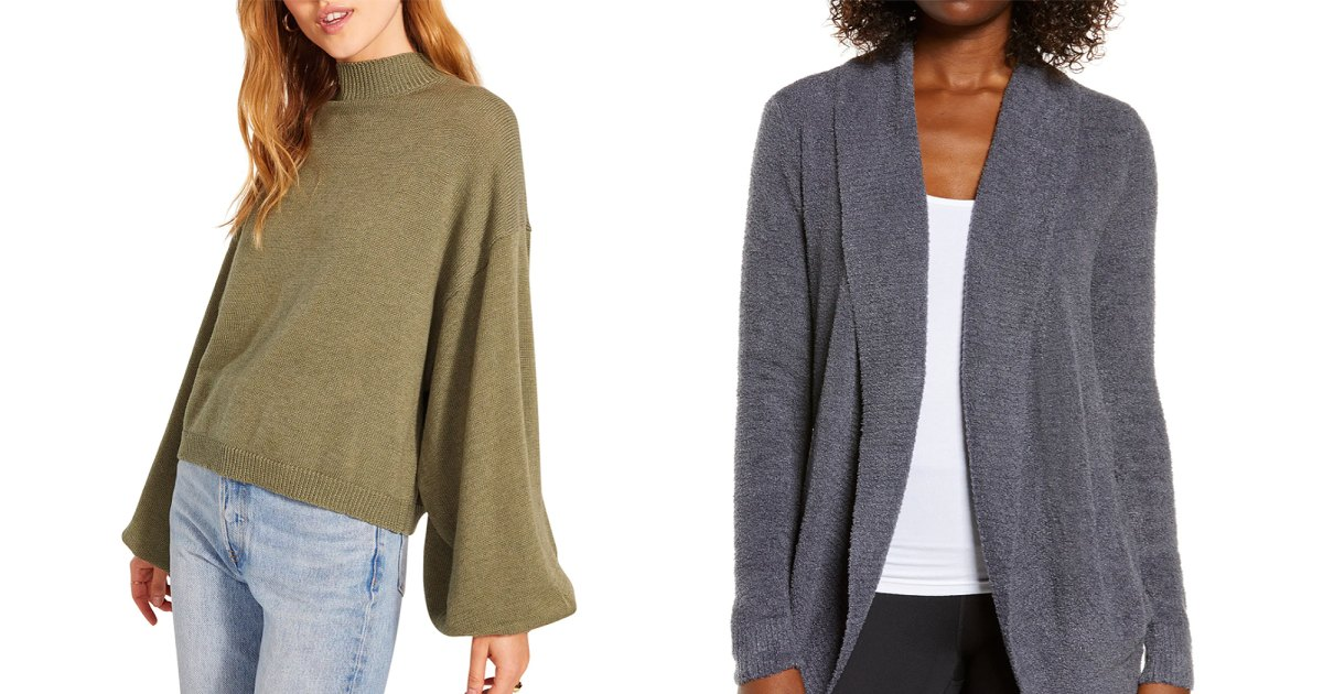 Our 5 Favorite Sweater Deals in the Nordstrom Anniversary Sale — Up to 42% Off