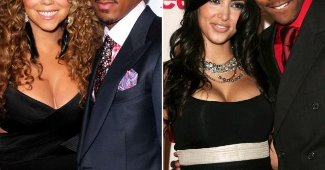Nick Cannon's Dating History Through the Years: Mariah Carey, Kim Kardashian and More.jpg