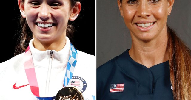 Girl Power! Lee Kiefer, Cat Osterman and More Olympic Athletes Open Up About Inspiring Girls Everywhere.jpg