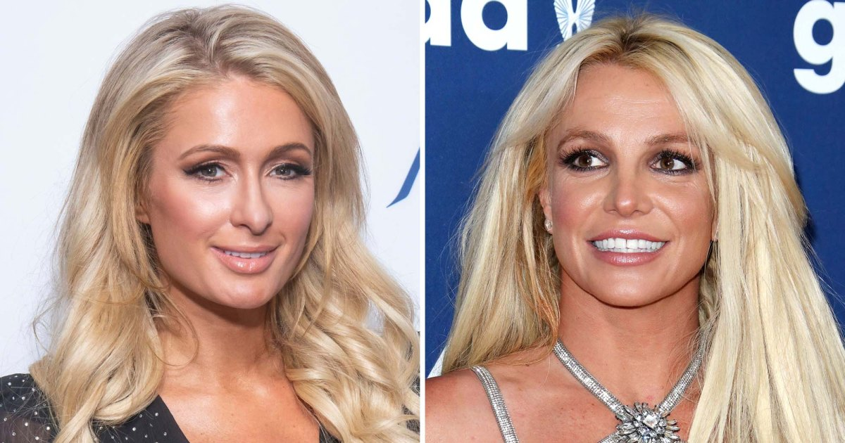 Paris Hilton Responds To Audience Comments From Britney Spears