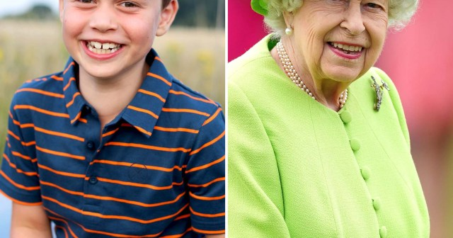 Queen Elizabeth II Zoomed With Prince George on His Birthday, Sent a 'Surprise' Gift for Him to Open.jpg