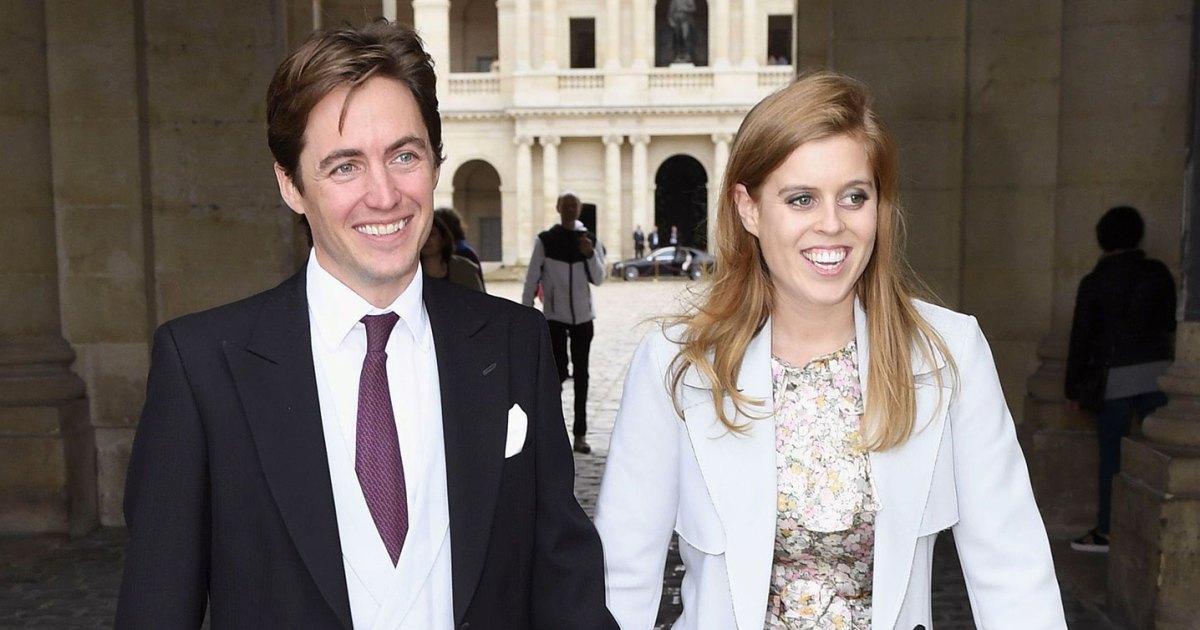 Princess Beatrice Gives Birth, Welcomes 1st Child With Edoardo Mapelli Mozzi