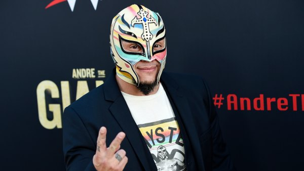 WWE Superstar Rey Mysterio and Victoria Beer Team Up With Dan Life for Merch Collaboration