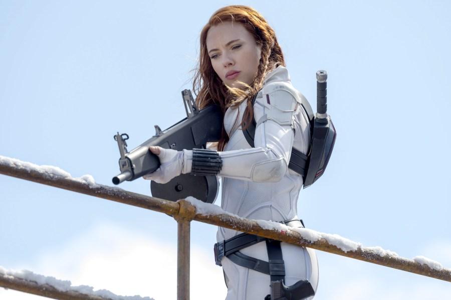 Scarlett Johansson Sues Disney Over Black Widow Streaming Release