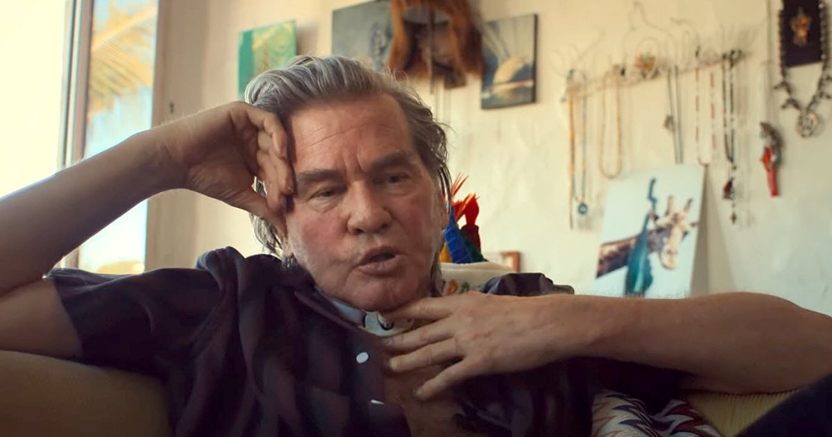 Val Kilmer Gives An Update On Throat Cancer Recovery In 'Val' Doc Trailer