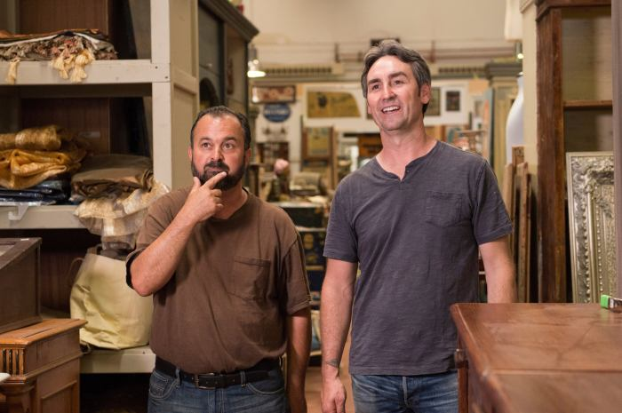 Who Will Replace Frank Fritz American Pickers Mike Wolfe