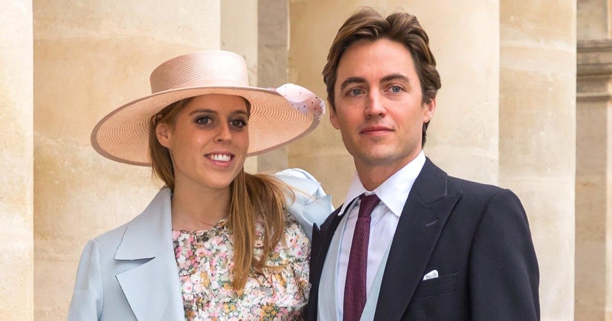 Princess Beatriz and Edoardo Mapelli Mozzi celebrate their anniversary